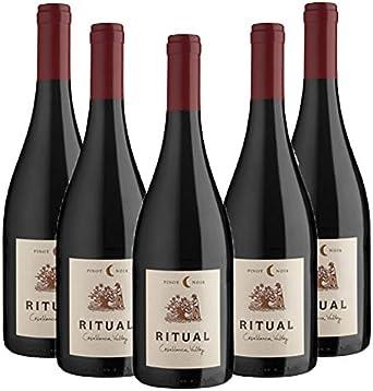 Pinot Noir Ritual - Vino tinto de 75 cl - D.O. - Valle de ...