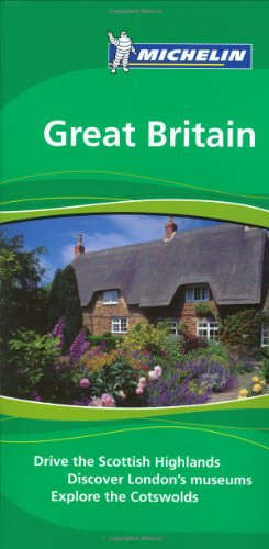 Michelin Great Britain (Michelin Green Guide Great Britain)