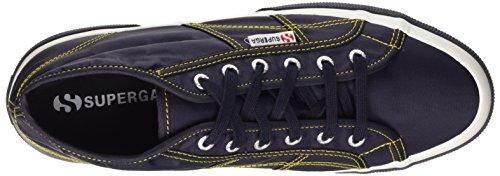 Superga 2754-plusnylu - Zapatillas de deporte Unisex adulto Azul