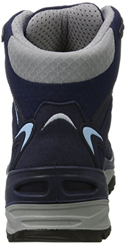 Lowa Innox GTX Mid W Zapatillas de senderismo Azul (Navy/eisblau)