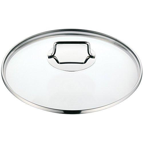 WMF Glasdeckel Astoria Ø 24cm Metallgriff spülmaschinengeeignet Nr 786256040