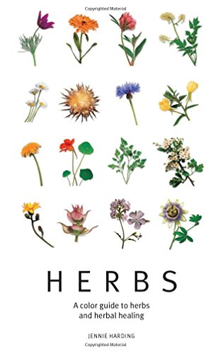 - Herbs: A color guide to herbs and herbal healing
