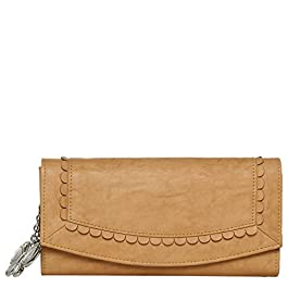 Butterflies Women's Wallet (Mustard) (BNS 2404MSD)