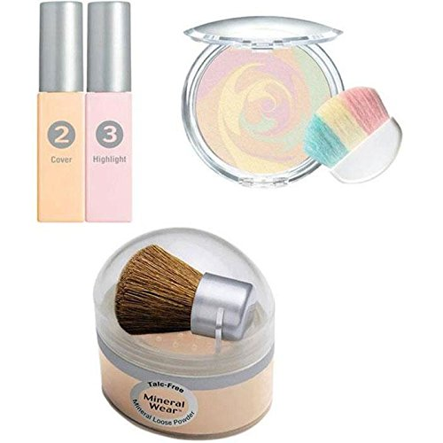 Physicians Formula Mineral Wear Correcting Kit, Light