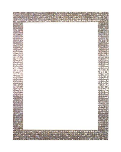 Paintings Frames Flat Bright/Mirror Effect/Mosaic Picture/Photo/Poster Frame With An MDF Backing Board Ready To Hang-With A High Clarity Styrene Shatterproof Perspex Sheet 16
