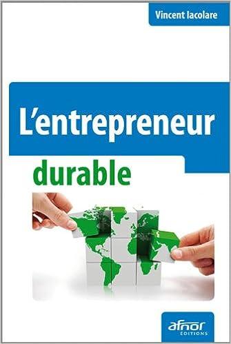 L'entrepreneur durable pdf epub