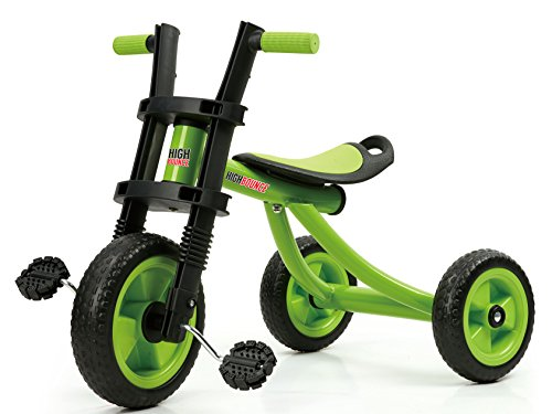 High Bounce Extra Tall Tricycle Ages 3-6 ()