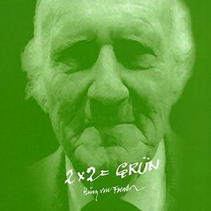 2 x 2 = Grün Hörbuch