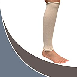 CircAid Comfort Knee High Liners (Footless) Universal/One Size Fits All RSOCO001P