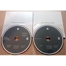 Apple Mac 2007 Os X 10.5 Leopard Install Disc Dvds