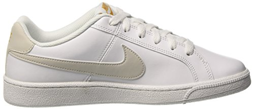 Nike Baskets 110 Court light Femme Bone mineral Yellow Blanc white Royale RZrwqBR