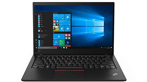 Lenovo X1 Carbon 20R1S05400 14-inch Laptop (10TH GEN Core i7-10510U/16GB/512GB SSD/Windows 10 Professional/Intel UHD Graphics), Black