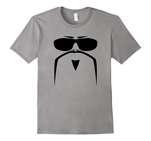 Mens Cool Sunglasses Genghis Khan TShirt Funny Graphic Large - Culture Love Sunglasses