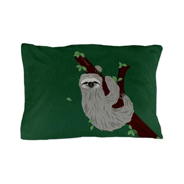 Cafepress Sloth Pillow Case -