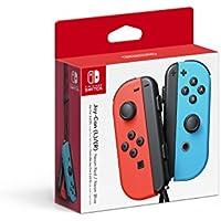 Nintendo Joy-Con Neon Blue and Neon Red Deals