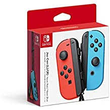 Nintendo Switch Joy-Con (L) e (R) - Vermelho e Azul [video game]