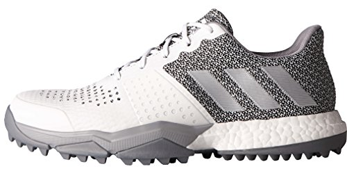 adidas Men's Adipower S Boost 3 Golf Shoe, White - 10.5 D(M) US by adidas