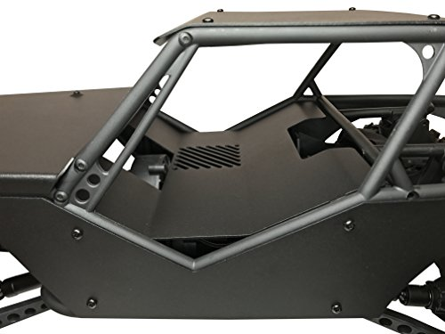 Axial Racing Wraith Aluminum Black Interior Panel AX04028