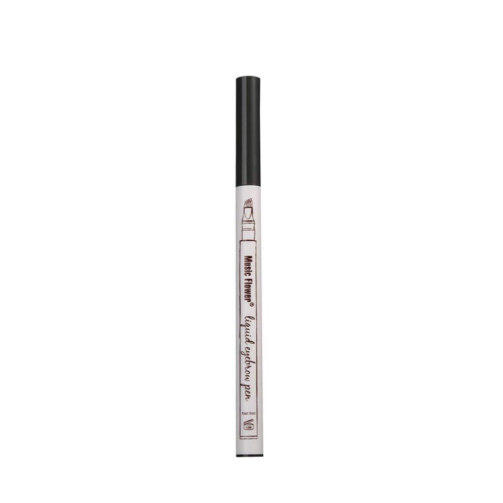 Bellezza Long Lasting Crayon à sourcils Sweat imperméable résistant crème Sourcils Maquillage Carving Miniature Gonee