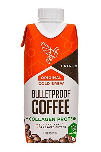 BulletProof Coffee Cold Brew, Original, 6 Count by Bulletproof