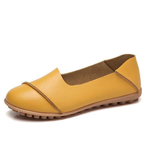 Eu coloré Jaune Qiusa Noir Taille 41 Chaussures IS4qv