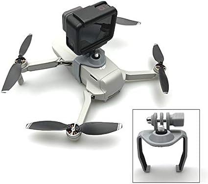 Sports Camera Bracket Holder Expansion Adapter Mount for DJI Mavic Mini Drone