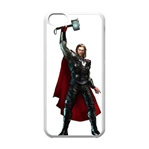 iPhone 5c Cell Phone Case White Thor Xirlh