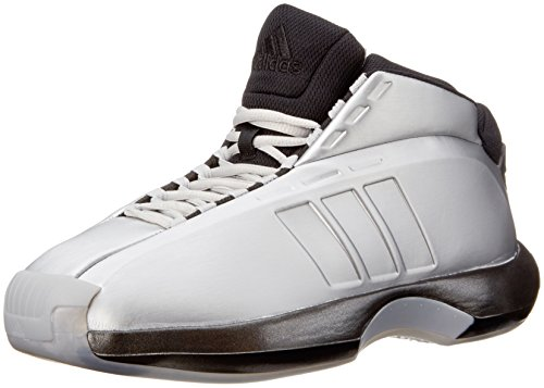 adidas Performance Men's Crazy 1 Basketball Shoe Silver/Black/Clear Onix clearance clearance cheap visa payment discount marketable discount cheap online OW0oPT
