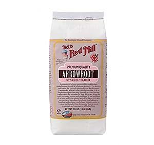 BOB's RED MILL Arrowroot Starch Flour, 453 Gram