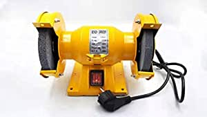 """Jialile Bench Grinder 5"""" 0.25HP 2950rpm"""