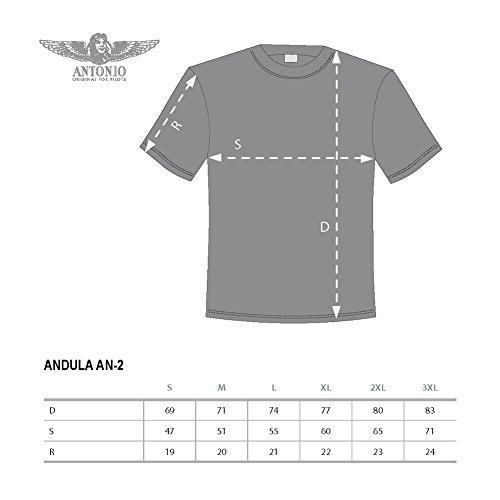 T-Shirt mit Doppeldecker ANTONOV AN-2