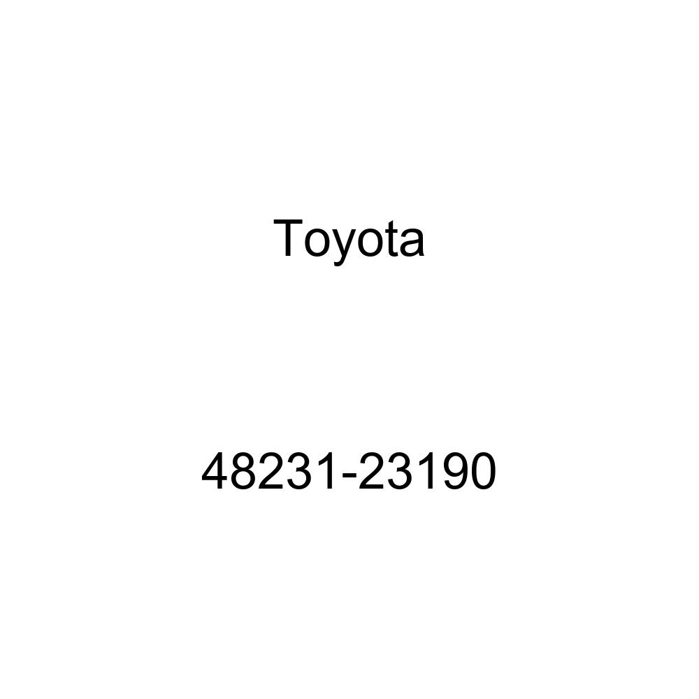 Toyota 48231-23190 Coil Spring