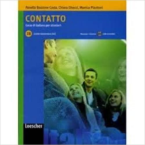 Descargar Contatto. Vol. 1b. Con Cd Audio PDF