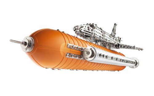 Boosters Space Shuttle (Eitech Deluxe Space Shuttle with Booster Construction Set)