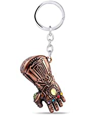 The Avengers Infinity War Thanos Infinity Gloves Keychain