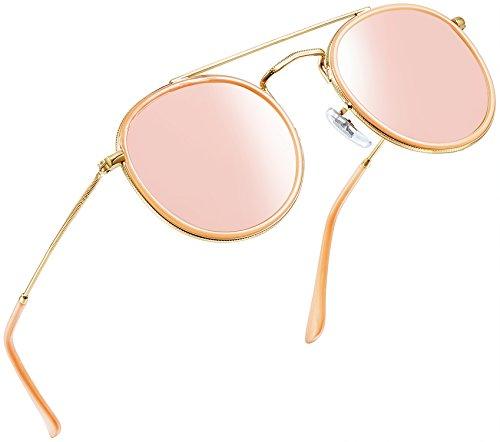 b19e840ee0 Joopin-Men Retro Brand Polarized Sunglasses Women Vintage Round Sunglasses