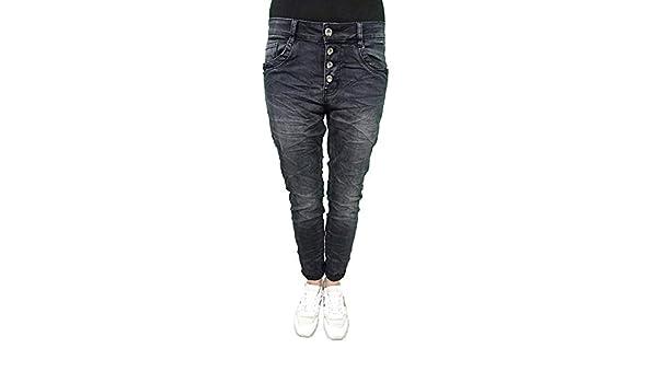 Karostar by Lexxury Denim Stretch Baggy Boyfriend Jeans