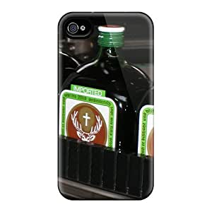 High Quality Hard Phone Case For Iphone 6plus (TgW15578DVrg) Provide Private Custom Lifelike Jagermeister Series