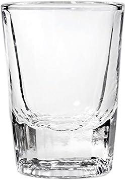 Anchor Hocking Heavy Whiskey Shot Glass 3 Tall Shot Glasses Amazon Com