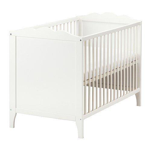 Ikea Hensvik Cot In White Amazon Co Uk Kitchen Home