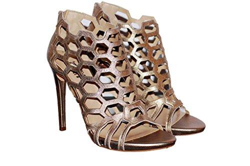 Sandalen Sandaletten aus Leder Schuhe Damen RIPA shoes - 50-01572