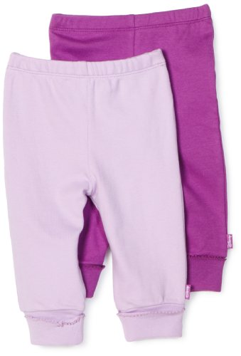 Disney Baby-Girls Newborn 2 Pack Pull-On Pant
