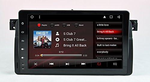 ancluu 9 pulgadas Full pantalla táctil Android 6.0 coche ...
