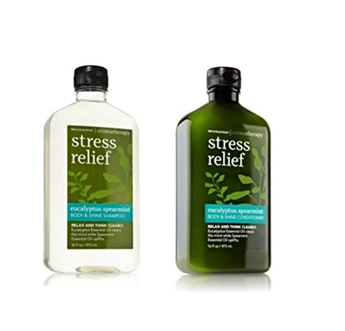 Bath Body Works Eucalyptus Conditioner product image
