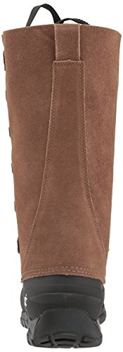 Baffin Women's Coco Insulated Suede Winter Boot Taupe h4PYadD8