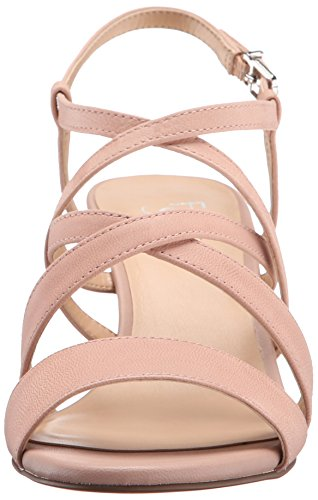 Powder Sandal Olian Women's Pink Sarto Dress L Franco zvaAwPqx