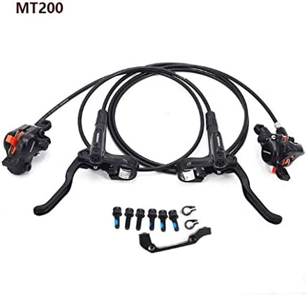 Set Front /& Rear MTB Left /& Right Hydraulic Bicycle Disc Brake Mountain Bike