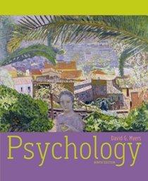 Psychology, 9th Edition - Myer Receipt