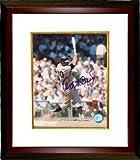 Athlon CTBL-MW17642 Orlando Cepeda Signed San Francisco Giants Photo Custom Framed - Batting - 8 x 10