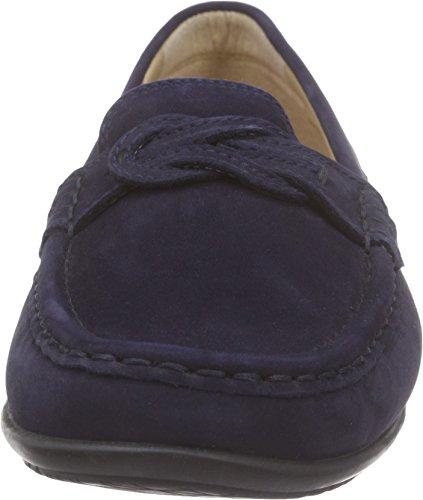 Femme Mocassins Sioux Cosetta loafers Bleu fOftqx4